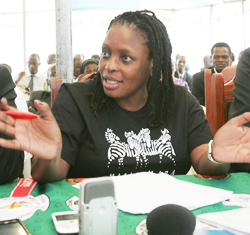 Priscilla Misihairabwi-Mushonga