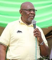 Dumiso Dabengwa - ZAPU President