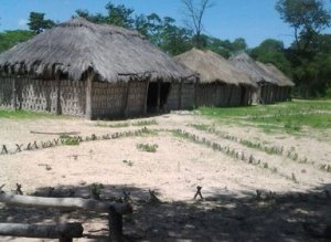 Champongo Primary School in Lusulu, Binga