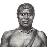 King Lobengula (1845 - 1894), second and last Mthwakazi king (1870 - 1894)
