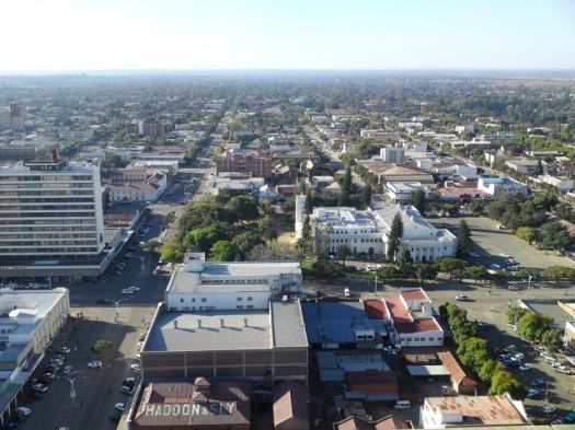 Bulawayo Central