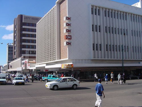 Bulawayo City Centre