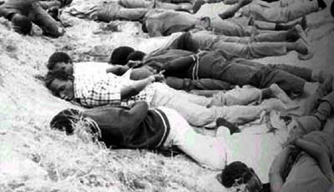 gukurahundi mass murders