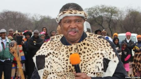 VP Phelekezela Mphoko